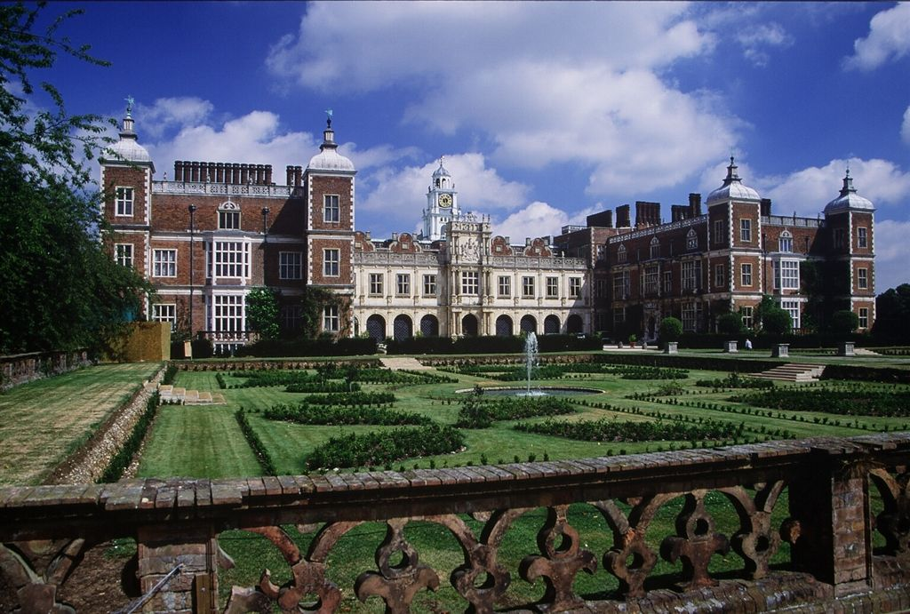 Hatfield House Hertforshire