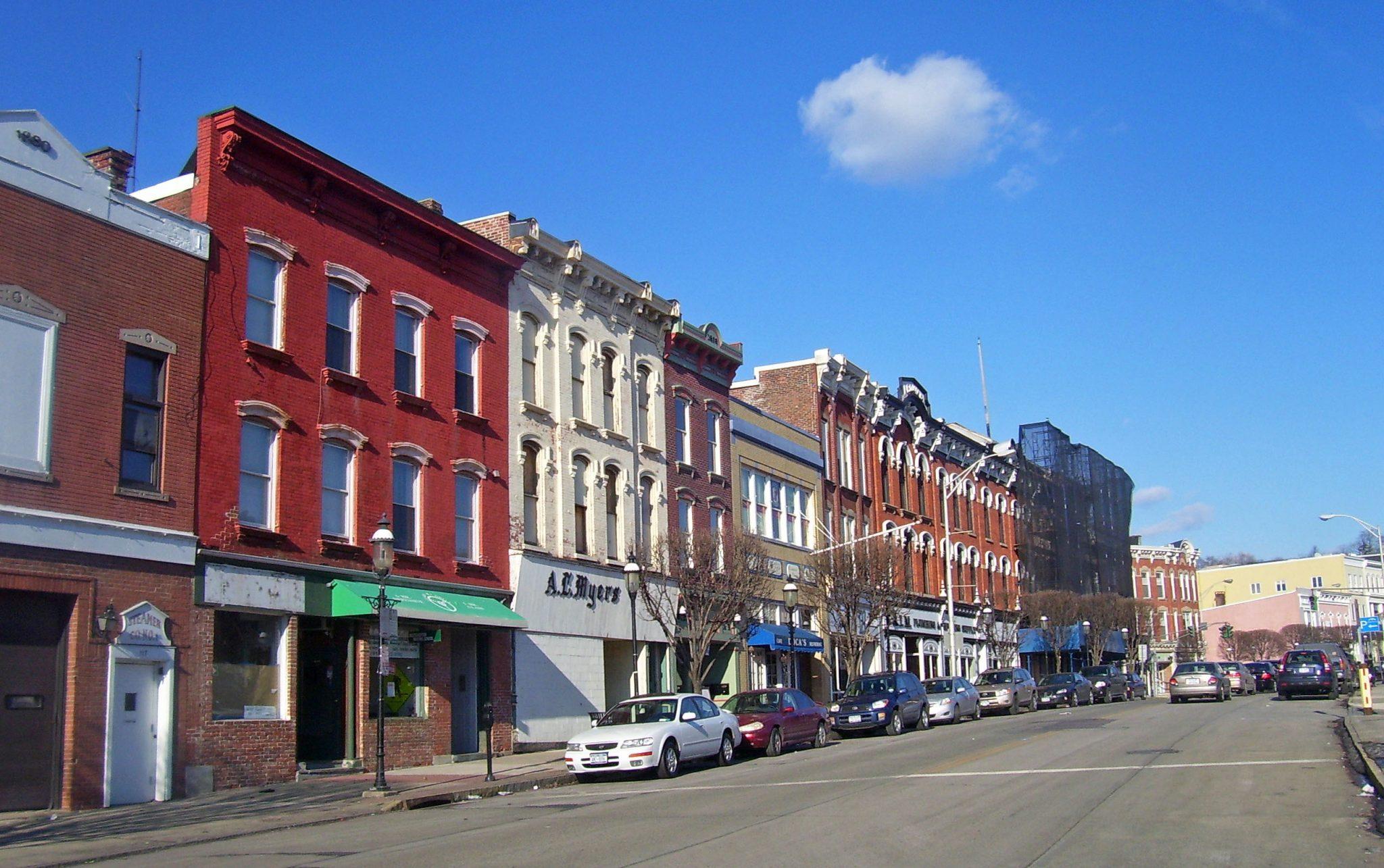 Main Street Ossining New York