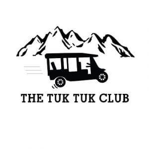 The Tuk Tuk Club Logo