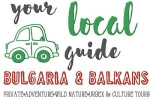 Your Local Guide Bulgaria and Balkans Logo